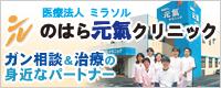 沖縄県那覇市でがん治療、プラセンタ、漢方はのはら元氣クリニック